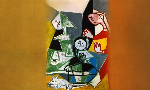 """Meninas, iconósfera de Diego Velazquez (1656), estudio de Francisco de Goya y Lucientes (1778), paráfrasis y versiones Pablo Picasso (1957). • <a style=""""font-size:0.8em;"""" href=""""http://www.flickr.com/photos/30735181@N00/8747979540/"""" target=""""_blank"""">View on Flickr</a>"""