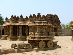 "Vittala Temple • <a style=""font-size:0.8em;"" href=""http://www.flickr.com/photos/92957341@N07/8750530066/"" target=""_blank"">View on Flickr</a>"