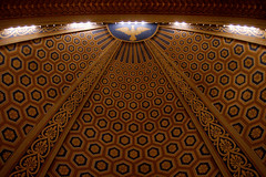 Church Ceiling (Timmy_L) Tags: church sofia albertina landskrona