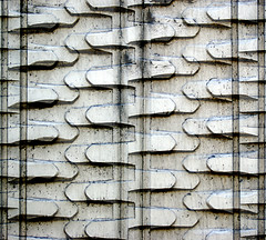The Vault (JTContinental) Tags: seattle urban lines architecture photoshop multiexposure reptition jtcontinental