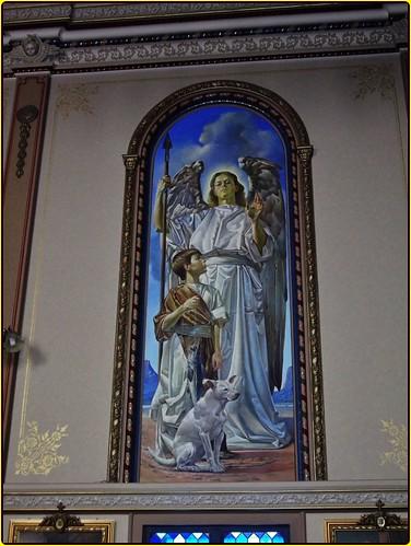 Capela São Rafael,Porto Alegre, Rio Grande do Sul, Brazil