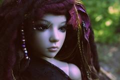 Praslin Canelle (UMBRA-GULABA (Instagram: umbra_gulaba)) Tags: beauty dreadlocks doll martinique bjd resin tanned balljointeddoll jid dollphotography iplehouse iplehousejid jidasa