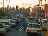 moroccan traffic (smokykater - 600k+ views) Tags: africa city sunset cars traffic full morocco marrakesh marokko marrakesch mygearandme mygearandmepremium