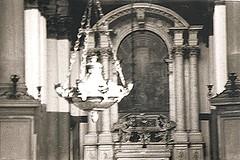 Santa Maria della Salute (sftrajan) Tags: italien venice blackandwhite church architecture blackwhite arquitectura interior basilica iglesia unescoworldheritagesite chiesa igreja architektur 1997 baroque venise venecia venezia venedig architettura italie dorsoduro santamariadellasalute patrimoniomundial patrimoinemondial neroeblanco longhena baldassarelonghena
