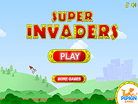 超級入侵者(Super Invaders)