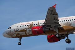 9H-AEO - Airbus A320-214 [2768] - Air Malta (Leezpics) Tags: boeing lhr heathrowairport airliners a320 egll airmalta commercialaircraft 9haeo specialschemes 15july2013