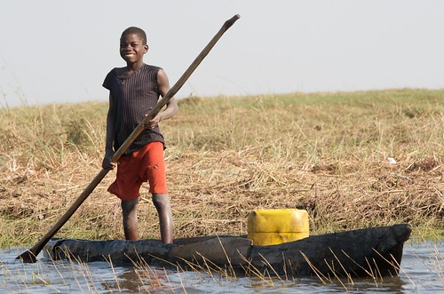 Barotse's future, Zambia. Photo by Patrick Dugan, 2012.