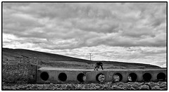 Getting Old . (wayman2011) Tags: people bridges pennines harwood teesdale bwlandscapes canon400d