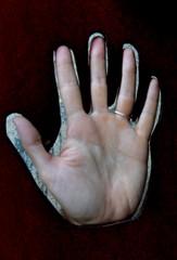 ciao (Colombaie) Tags: ciao io uomo villa mano firenze dita forma scultura particolare palmo anello calenzano travalle flickraward