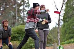 Golf Frisbee - 18 (KiwiMunted) Tags: newzealand gardens golf nz frisbee queenstown players throwing throwers thro 2013 kiwimunted