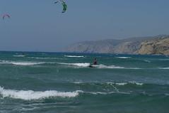 IMGP7193 (mmelyukhnova) Tags: kitesurfing greece rhodes prasonisi