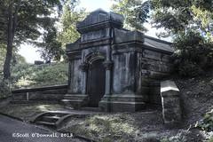 Vampire's Crypt (scottnj) Tags: scary vampire spooky explore horror erie crypt eriepa explored eriecemetery scottnj vampirescrypt