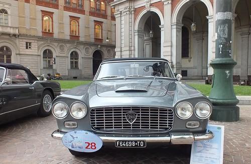 Lancia Flaminia Spider Touring