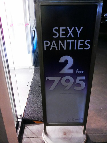 sale lingerie consumerism sexiness bonifaciohighstreet flickrandroidapp:filter=none