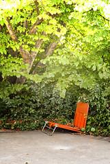 Chair (sandronimus) Tags: autumn switzerland zurich publicbath lido strandbad tiefenbrunnen zurichsee sigma50mmf14 sonya200