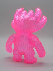 Shirahama x Astro Zombies (The Moog Image Dump) Tags: pink monster toy skull spider vinyl astro clear zombies exclusive kaiju shirahama kumon unpainted sofubi 2013