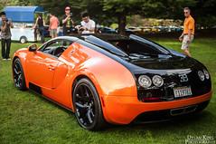 Bugatti Veyron Grand Sport Vitesse (Dylan King Photography) Tags: orange canada black sport vancouver 35mm nikon bc interior wheels grand columbia headlights grill led badge 164 british brake rims bugatti supercar taillights exhaust intake veyron vitesse supersport d90 hypercar