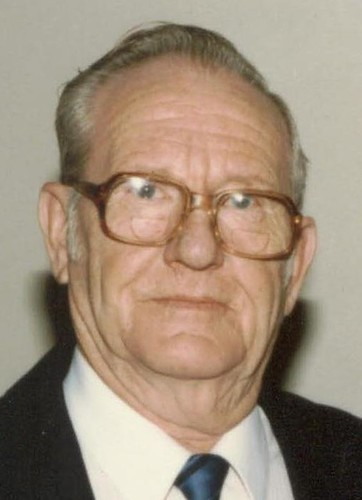 William Delvie Copeland in later years, circa 1990s.