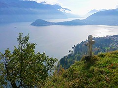 Lake Como (alanpeacock2) Tags: italy lake como beautiful europe heaven cross ngc bellagio lombardia sanmartino cadenabbia lakecomoitaly largodicomo largodecomo