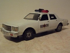 1-43 ISP 88 Caprice K-9 finished (1) (Badge764_diecast) Tags: trooper police replica sheriff squad isp k9 statetrooper highwaypatrol illinoisstatepolice district15 143scalediecast badge764 1988chevycaprice