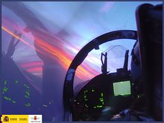 Premios Fotografía 2008 accésit colección: Espíritu minino (La Puerta de Tannhauser) (Ejército del Aire Ministerio de Defensa España) Tags: 2008 premios avión caza fotografía piloto