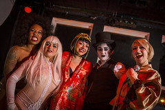 Peek A Boo (Notley) Tags: november people color night vintage lights dancers folk peekaboo columbia event missouri nightlife burlesque folks columbiamissouri roxys burlesk 10thavenue notley  2013 burleske  burlesco lolavanella notleyhawkins missouriphotography httpwwwnotleyhawkinscom notleyhawkinsphotography  showmeburlesque  sammytramp  roxyscolumbiamissouri downtowncolumbiamissouri