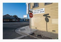 For Lease - San Jose, Ca. (rasterdogs) Tags: urban northerncalifornia antiques forlease topographics sociallandscape fujifilmxseries urbancurrent