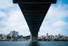 JA_20140212_0075.jpg (sadetutka) Tags: bridge traffic harbour steel sydney australia circularquay newsouthwales sydneyharbour sydneyharbourbridge archbridge thecoathanger