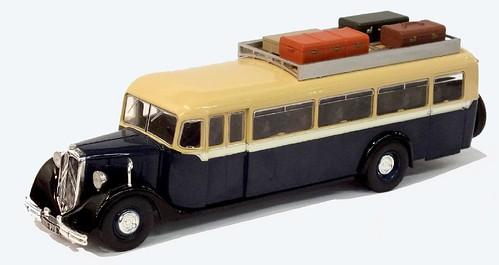 IXO Citroën T45 bus 1934