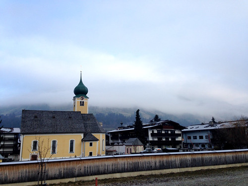 Westendorf Church, Tirol