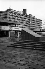 Universitt Bochum (photoanalog2012) Tags: micro architektur sw uni universitt nikkor 55 schwarzweiss bochum ais hcd hcd2 hcds