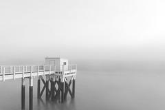 Misty Morning in Nieuwpoort (Philippe Clabots (#PhilippeCPhoto)) Tags: nature belgium belgique belgie westvlaanderen portfolio brouillard brume matin nieuwpoort climat xpfseascape