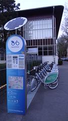 Public bikes in Zagreb (sandra86sandra) Tags: bikes croatia zagreb bicikli javni