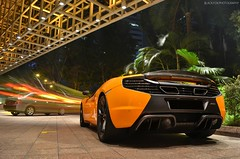 Mp4-12c MSO (BLACKFOXPHOTOGRAPHY) Tags: singapore fast mclaren british supercar mp4 supercars mso alexpenfold effspot sathyamelvani