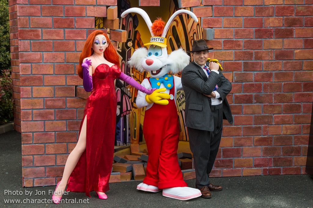 Who Framed Roger Rabbit (Movie) at Disney Character Central