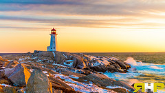 Peggys Cove Waves II (Rodney Hickey Photography) Tags: ocean winter sunset sea lighthouse canada nature photoshop landscape bedford nikon novascotia cove ns sigma adobe portraiture s1 nikkor halifax peggys peggyscove dartmouth sackville lightroom adobecs nikkorlens d600 lowersackville sigmalens adobecreativesuite nikon1 d7100 middlesackville rhds rodneyhickey wwwrhdsca httpwwwrhdsca rodneyhickeyphotographyanddesign rodneyhickeyphotographydesign rodneyhickeyphotography