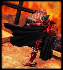 SIC Vol 54 - Masked Rider Dark Kiva (Ed Speir IV) Tags: fiction television japan dark toy actionfigure japanese tv action super science fantasy figure dio scifi series sciencefiction masked rider import diorama kiva bandai kamenrider sic imaginative kamen toku sentai henshin tokusatsu chogokin maskedrider superimaginativechogokin darkkiva