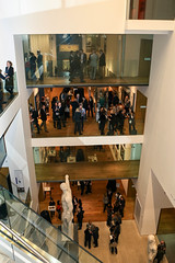 The reception at the Ashmolean Museum - skollwf 2014