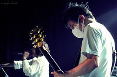 Melt Banana 06 (mic330) Tags: music records rock japan tokyo la skin banana zeus musica indie bologna melt noise graft caduta locomotiv murato skingraft noiserock rassegna dopolavoro