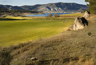 IMG_6839 Landscape(Castilla la Mancha-Dam Buendia) - Seen On Explore - 2014-05-05 # 206