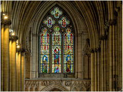 York Minster (alh1) Tags: york england stainedglass yorkminster northyorkshire