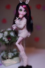 OOAK Rabbit (Khorizina_Mary) Tags: monster high ooak