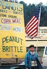 Peanut Vendor (FotoGuy 49057) Tags: mississippi peanuts jackson vendor gospel
