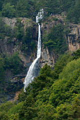 Barbiano, the lower waterfall (Lord Markus) Tags: summer italy alps landscape waterfall italian nikon italia falls alpi cascate cascata barbiano barbian d300s