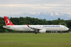 TC-JSE Airbus A.321-231(SL) Turkish Airlines (pslg05896) Tags: geneva airbus a321 gva lsgg turkishairlines ebace tcjse