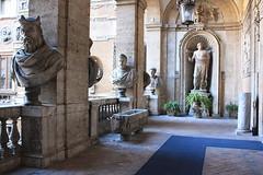 Via dei Funari (@@@@@) Tags: italy rome roma italia courtyard via relief di palazzo dei reliefs cortile mattei giove bassorilievi bassorilievo funari
