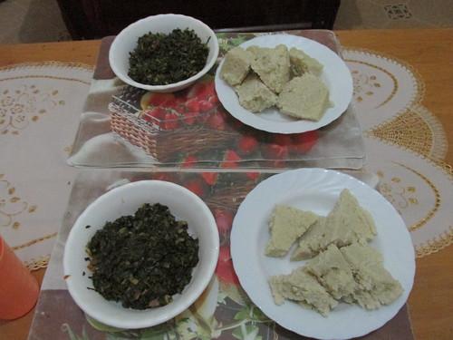 Repas à la maison, Nakuru, Kenya