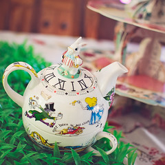Tea Party (Marie's Shots) Tags: party tea mad aliceinwonderland hatter