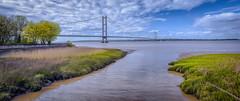 Facing North (j.p. howley) Tags: uk bridge coast lincolnshire east humber nikon750