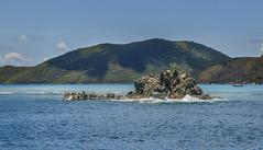 Outcrop Virgin Gorda (Alida's Photos) Tags: sailing tropical caribbean bvi britishvirginislands